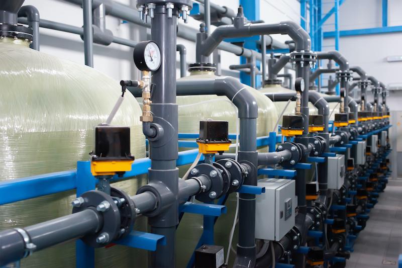 Automatización de Plantas de Tratamiento de Aguas Colombia