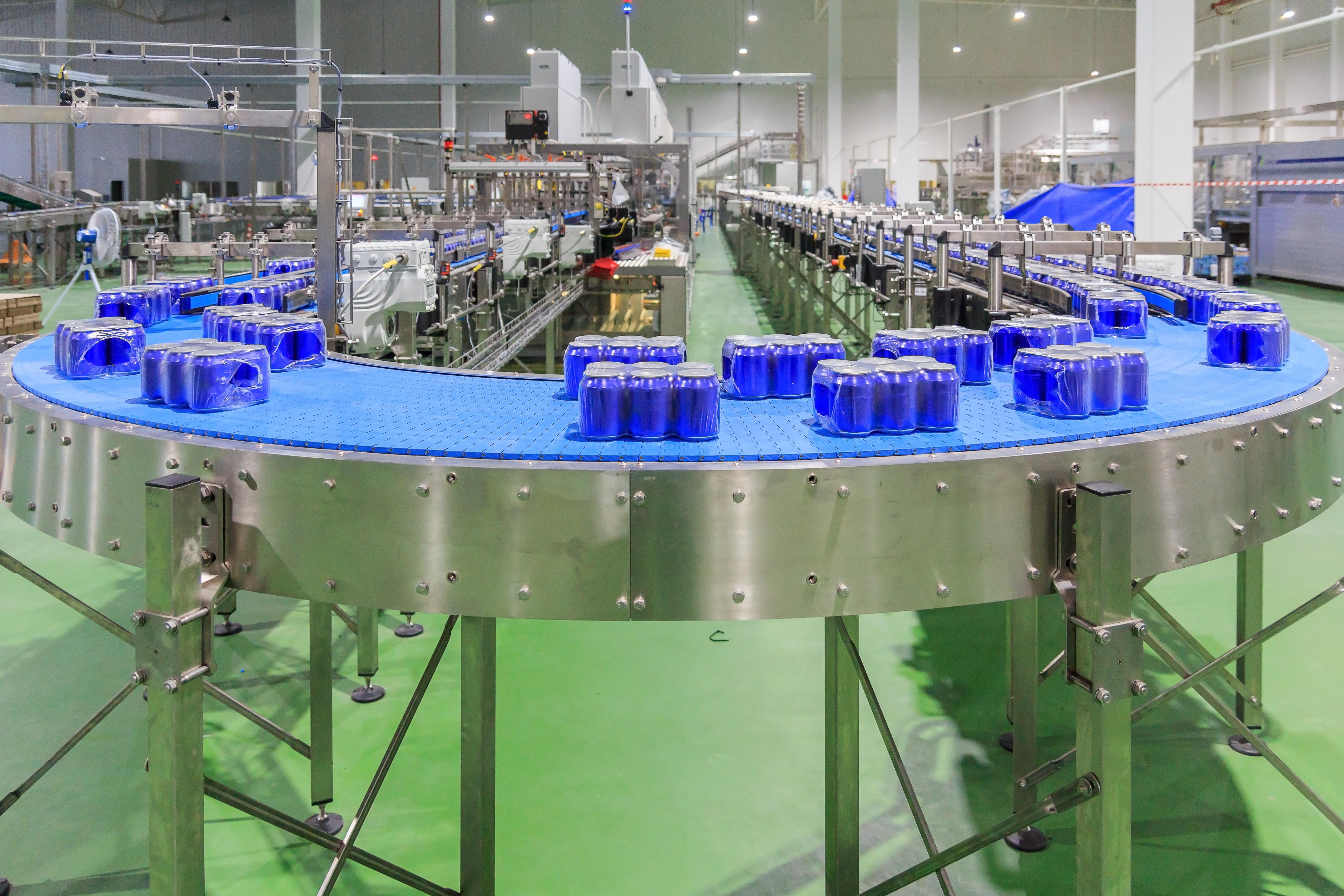 Automatización en Plantas de Alimentos y Bebidas COLOMBIA